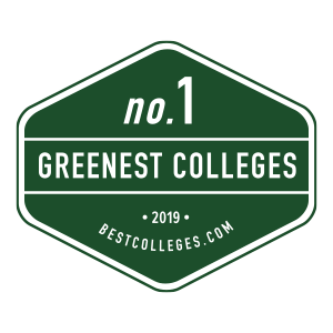 #1 Greenest Colleges