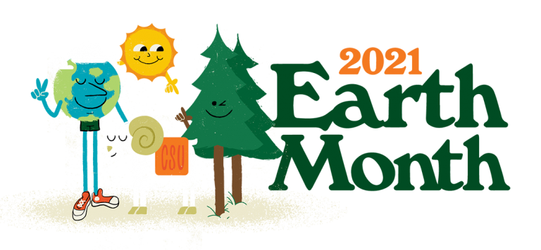 Earth Month 2021 Banner