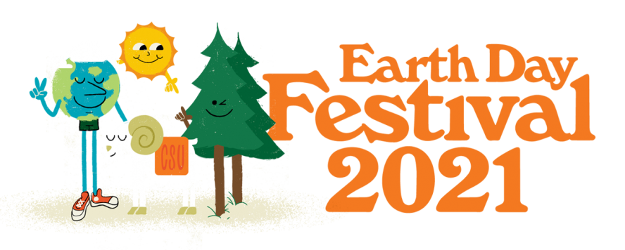 Earth Day Festival 2021 Banner
